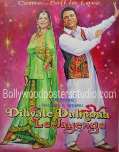 Bollywood poster makers