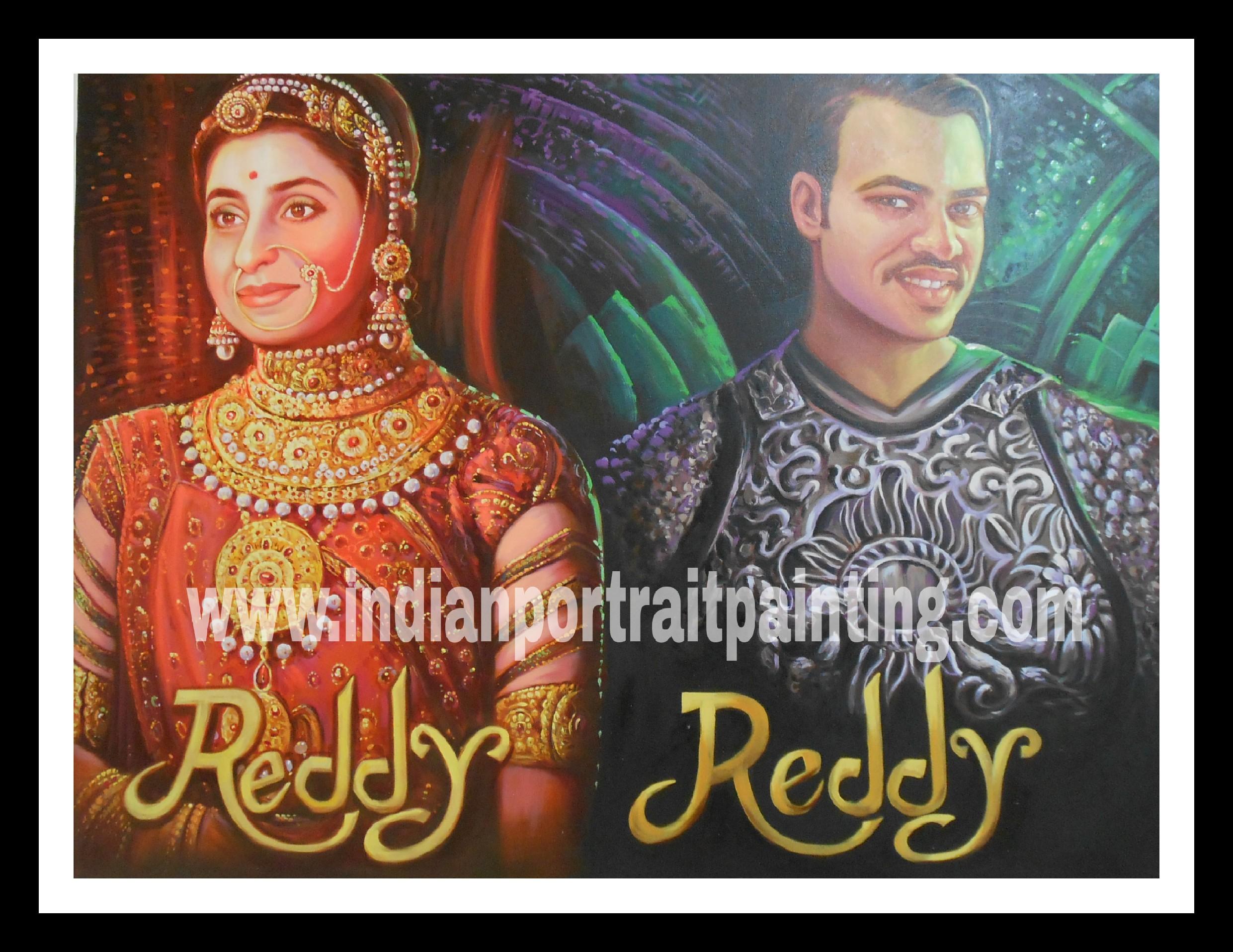 Bollywood theme mandap backdrop for marriage