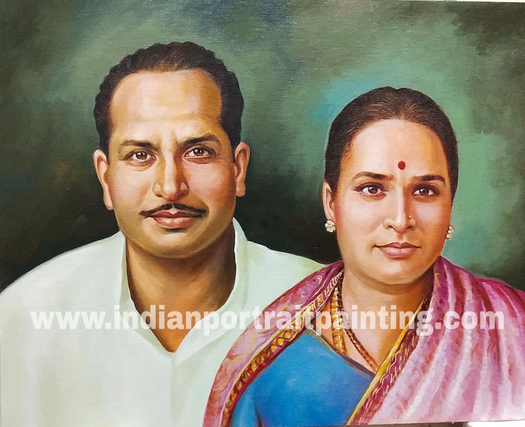 Custom gift portrait